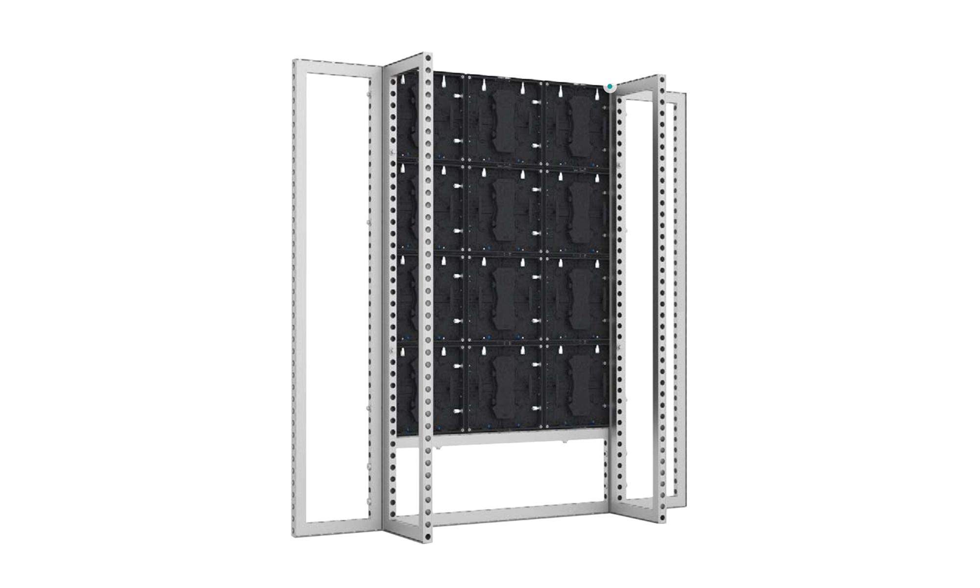 LED Wall Rear
