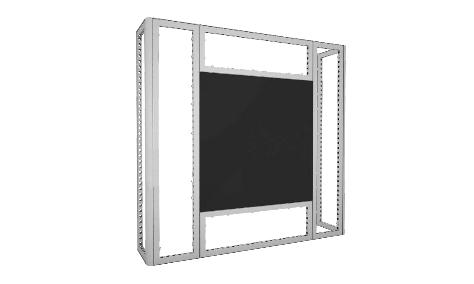 LED Wall Front